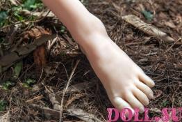Секс-кукла с Голосом и Подогревом Элин 160 см TPE-Силикон - 15