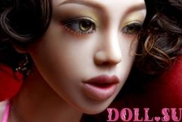 Секс-кукла с Голосом и Подогревом Донелла 145 см TPE-Силикон - 11